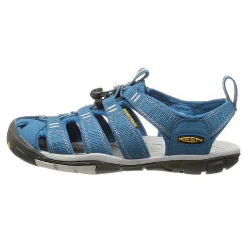 KEEN Womens Clearwater CNX Sandal shoes 100-150 athletic athletic-shoes blue clearwater 8.87E+11