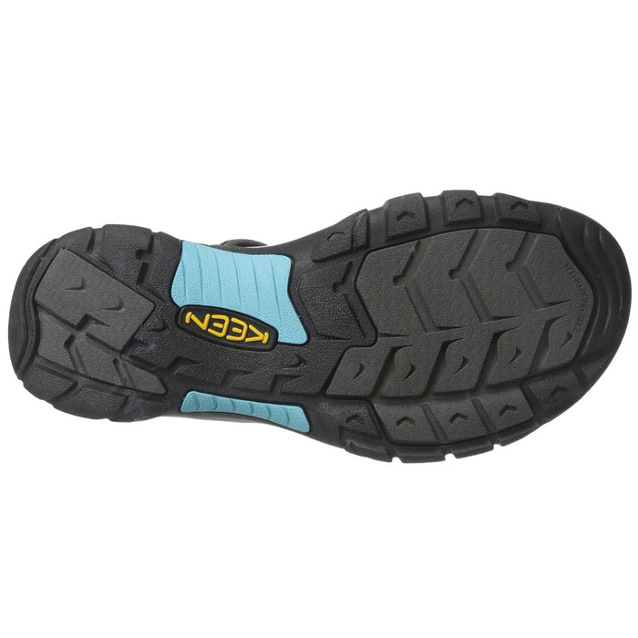 KEEN Womens Newport H2 Sandal shoes 100-150 athletic athletic-shoes capri color-raven-capri 8.87E+11