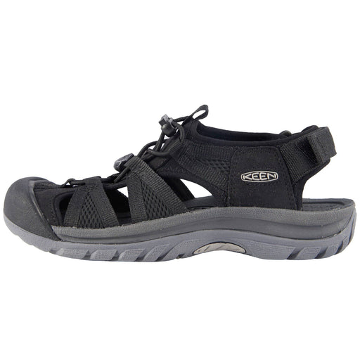 KEEN Womens Venice II H2 Sandal shoes 100-150 athletic athletic-shoes Black Steel color-black-steel-grey 1.91E+11