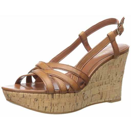 Lauren Ralph Womens Quaylin Wedge Sandal shoes