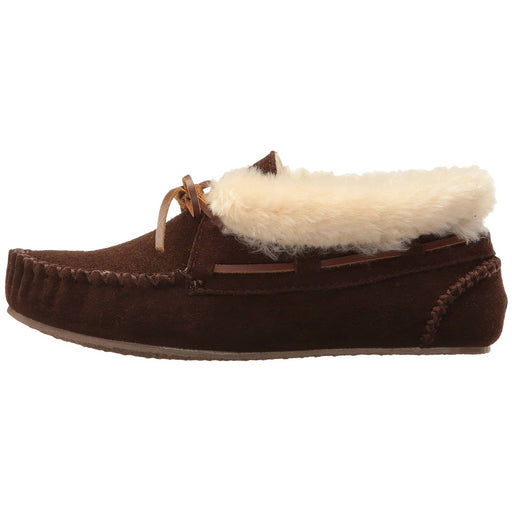 Minnetonka Womens Chrissy Slipper Bootie shoes 7.48E+11