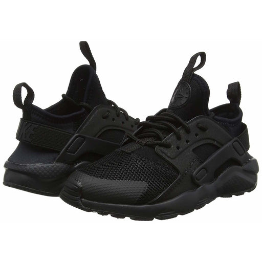 NIKE Air Huarache Run Ultra Little Kids shoes Nike airforece airmax authentic basketball black 8.23E+11