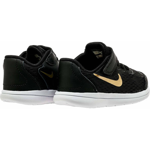 Nike Boys Flex 2017 RN (TDV) Running Shoes Kids shoes airforece airmax authentic basketball black 8.85E+11