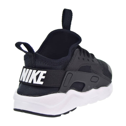 Nike Huarache Run Ultra Little Kids Shoes Black/White 859593-002 shoes airforece airmax authentic basketball black 8.84E+11