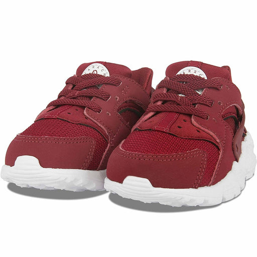 Nike Infant Air Huarache Fashion Sneaker Kids shoes max black fashin red 8.85E+11