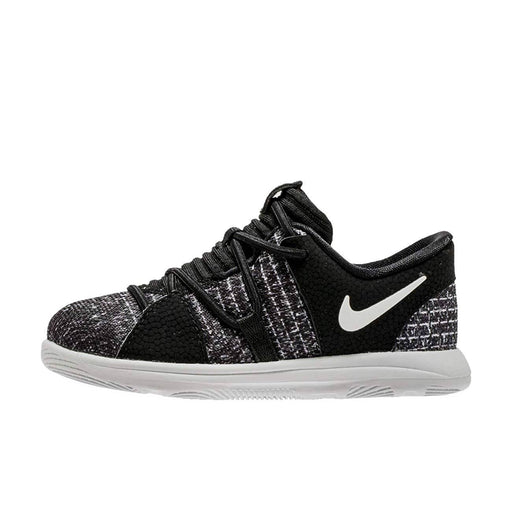 Nike KD10 Basketball Boys Toddler Shoes Kids shoes basketball black chrome grey kd10 8.87E+11