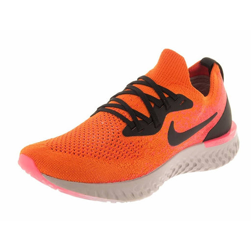 Nike Kids Epic React Flyknit (GS) Running Shoe shoes airforece airmax authentic basketball black 91208438481