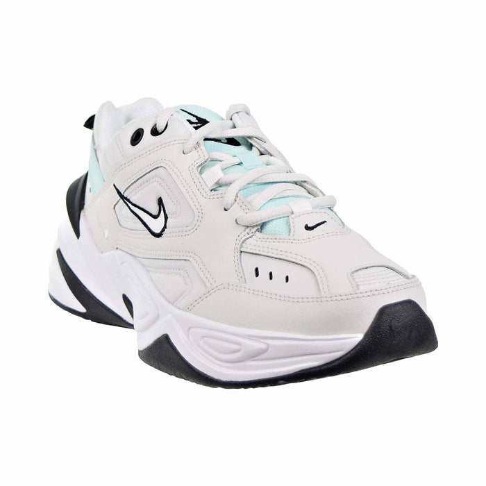 Nike M2K Tekno Womens Shoes Platinum Tint/White/Teal ao3108-013 shoes airforece airmax authentic basketball black 1.92E+11