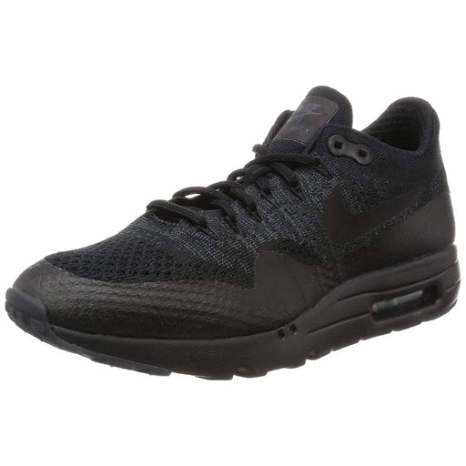Nike Mens Air Max 1 Ultra Flyknit Knit Low Top Athletic Shoes shoes airforece airmax authentic basketball black 8.23E+11