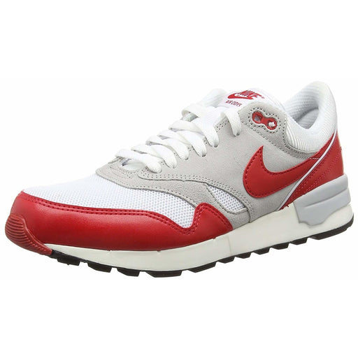 Nike Mens Air Odyssey White/University Red/NTRL/Sl Running Shoe shoes airforece airmax authentic basketball black 8.86E+11