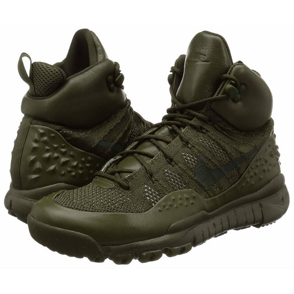NIKE Mens Lupinek Flyknit Hiking Shoes shoes Nike airforece airmax authentic basketball black 8.26E+11