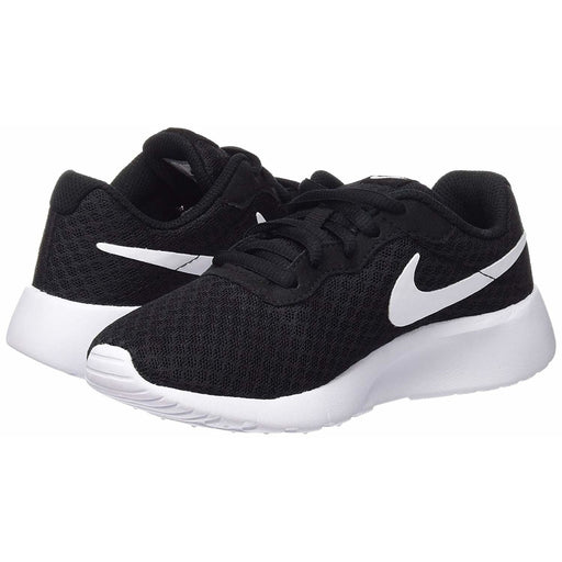 NIKE Older Kids Tanjun Sneakers shoes Nike airforece airmax authentic basketball black 8.87E+11