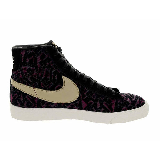 Nike Womens Blazer Mid PRM Casual Shoe shoes airforece airmax authentic basketball black 91207553260