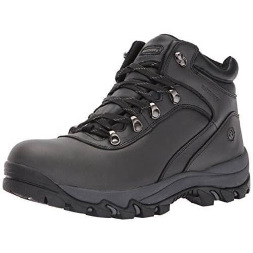Northside Mens Apex Mid Hiking Boot Shoes 50-75 color-black color-brown hiking mens