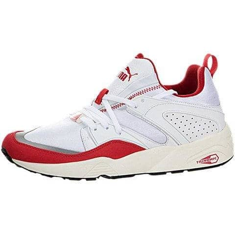 Puma Men Blaze Of Glory Primary Pack (white/red) Sneakers PUMA
