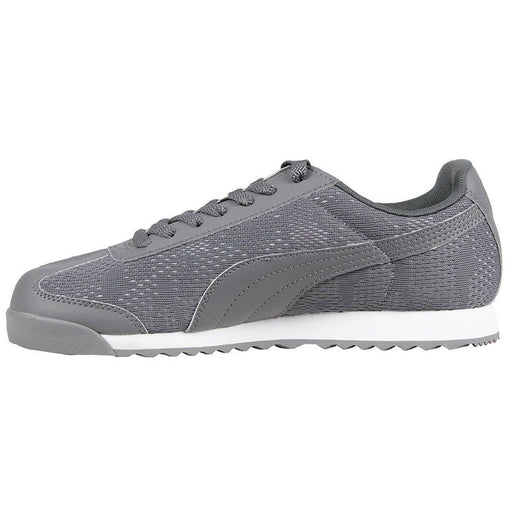 PUMA Mens Roma Engineer Camou Sneaker Shoes color-steel-gray-white puma size-11-dm-us size-9-dm-us