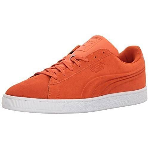 PUMA Men's Suede Classic Embossed Fashion Sneaker Sneakers Men