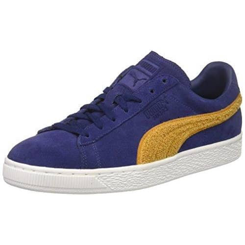 PUMA Men's Suede Classic Terry Sneaker Sneakers Men 190275707732