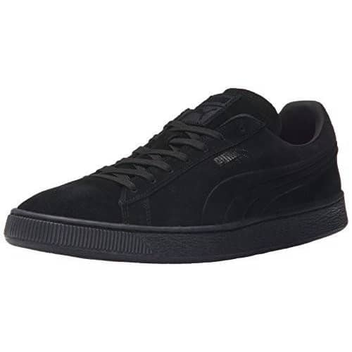 PUMA Mens Suede Emboss Iced Fashion Sneakers shoes 889180611455