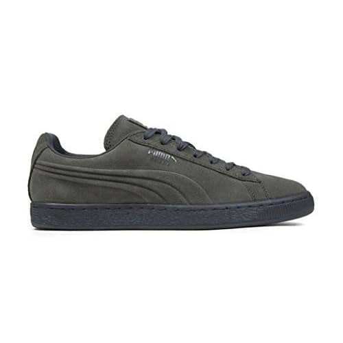 PUMA Mens Suede Emboss Iced Fashion Sneakers shoes 889180611615