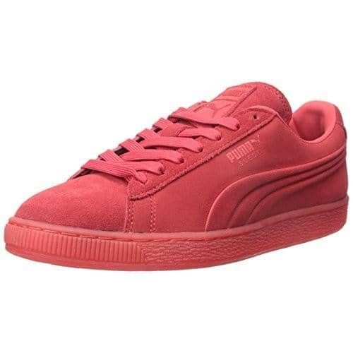 PUMA Mens Suede Emboss Iced Fashion Sneakers shoes 889180611851