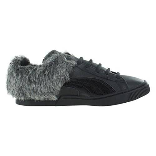 PUMA Women's 50/50 Fur Sneaker Sneakers Women 889180135593