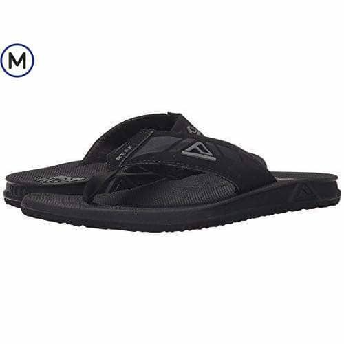 Reef Mens Sandals Phantom Shoes color-black reef Sandal size-10-men size-11-men 8.82E+11