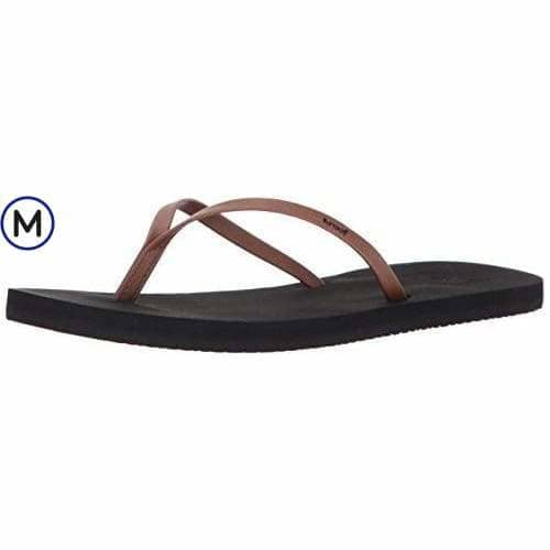 Reef Womens Bliss Nights Sandal shoes color-black color-camel color-coffee color-espresso color-pewter 1.91E+11