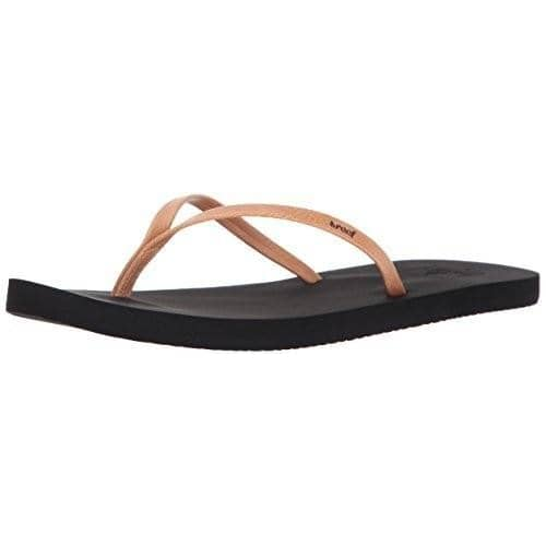 Reef Womens Bliss Nights Sandal shoes color-black color-camel color-coffee color-espresso color-pewter 1.90E+11
