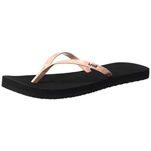 Reef Womens Bliss Sandal shoes color-black color-dusty-pink color-mauve reef