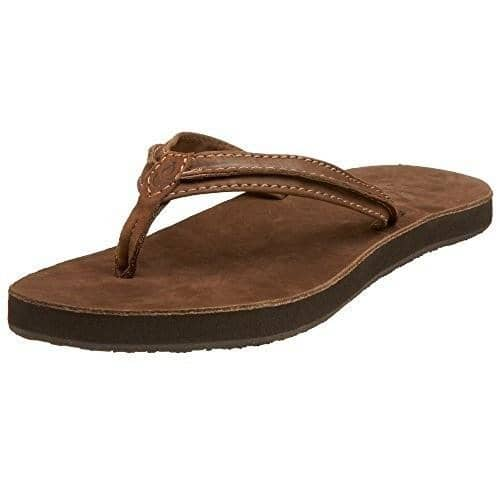 Reef Womens Swing 2 Sandal shoes color-tobacco reef size-5-women Slipper 7.16E+11