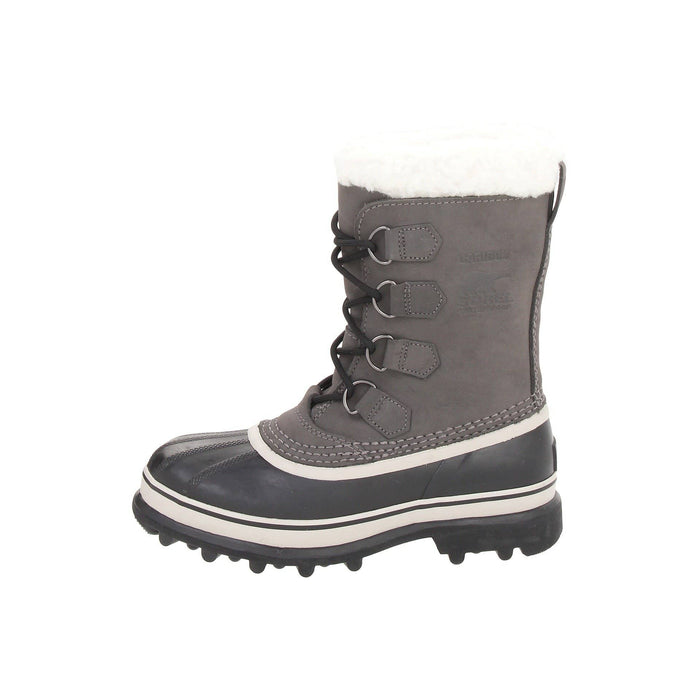 SOREL Womens Caribou Boot shoes 150-250 All Black boots Buff 8.03E+11