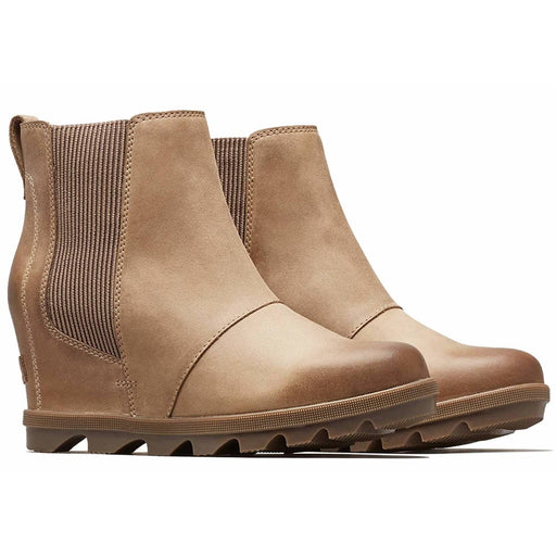 Sorel Womens Joan of Arctic Wedge II Chelsea Boot shoes SOREL 2019 black boot brown camel 1.92E+11