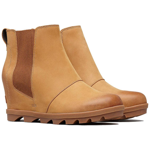 Sorel Womens Joan of Arctic Wedge II Chelsea Boot shoes SOREL 2019 black boot brown camel 1.91E+11