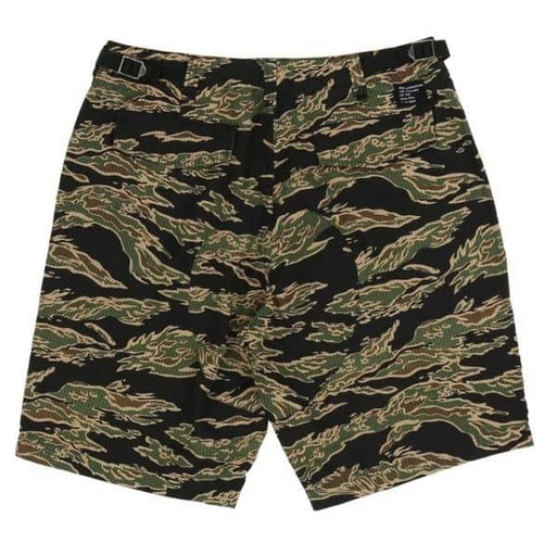 SEERSUCKER MILITARY SHORT Mens pants and shorts Stussy