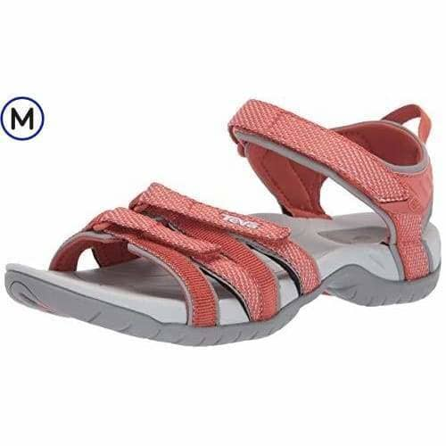 Teva Womens Tirra Athletic Sandal shoes 75-100 color-black-black color-black-white-multi color-hera-gray-mist color-hera-mango 1.92E+11