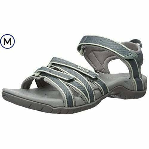 Teva Womens Tirra Athletic Sandal shoes 75-100 color-bering-sea color-black-grey color-simply-taupe color-slate-grey 7.38E+11