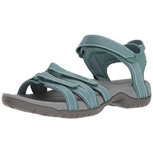 Teva Womens Tirra Athletic Sandal shoes 75-100 color-black-black color-black-white-multi color-hera-gray-mist color-hera-mango 1.91E+11