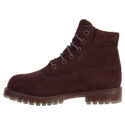 Timberland 6 Inch Premium Boot Big Kids shoes