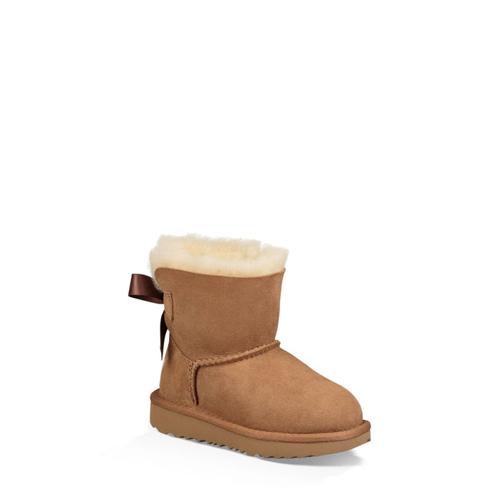UGG Big Kids Mini Bailey Bow II Boot Shoes Ugg 190108854398