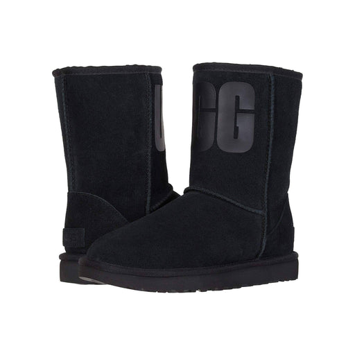 UGG Classic Short Rubber Logo Boots womens Ugg 192410456796