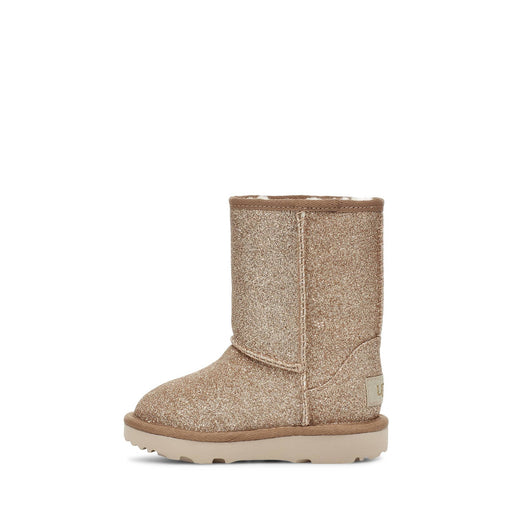 UGG Little Kids Classic Short II Glitter Boot shoes Ugg 192410602759