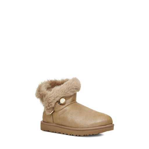 UGG Women's Classic Fluff Pin Mini Boot Womens shoes Ugg