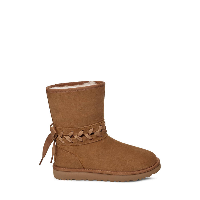 UGG Women's Classic Lace Short Boot Womens shoes Ugg