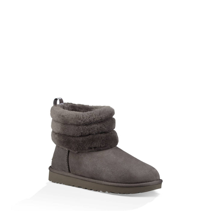 UGG Women's Classic Mini Fluff Quilted Boot Womens shoes Ugg