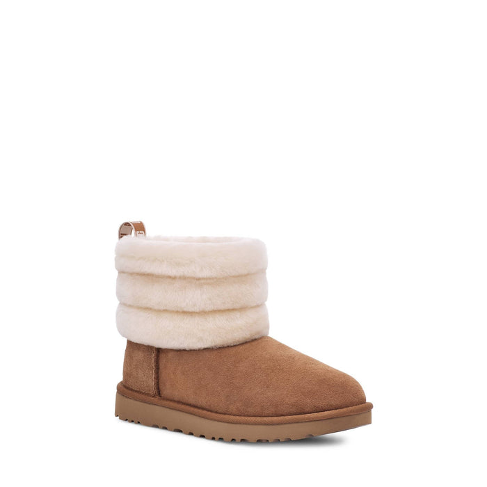 UGG Women's Classic Mini Fluff Quilted Boot Womens shoes Ugg 194715092013