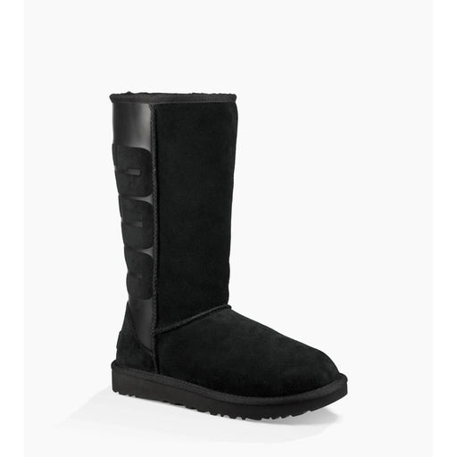 UGG Women's Classic Tall Logo Rubber Boot Womens shoes Ugg