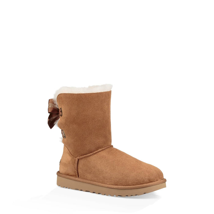 UGG Women's Customizable Bailey Bow Short Boot Womens shoes Ugg 191142739849