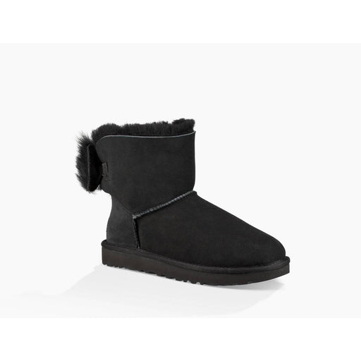 UGG Women's Fluff Bow Mini Boot Womens shoes Ugg 191142748391