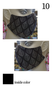 Premium Reversible Face Masks
